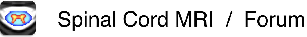 Spinalcordmri.org